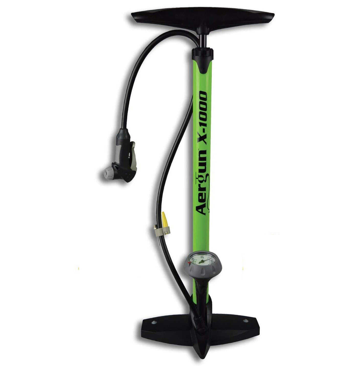 aergun 1000 is one of the top rated bike pumps on amazon