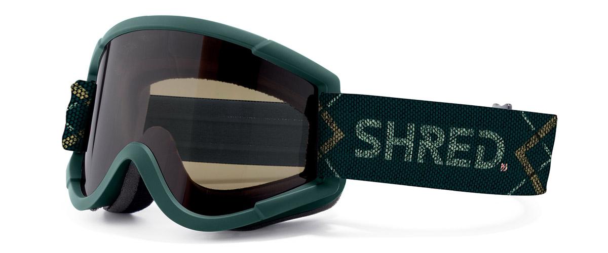 shred nastify mtb+ goggle