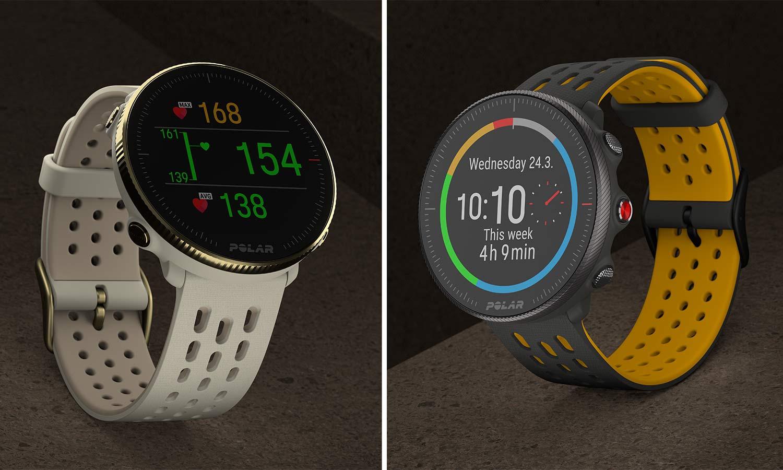Updated Polar Vantage M2 smartwatch, details