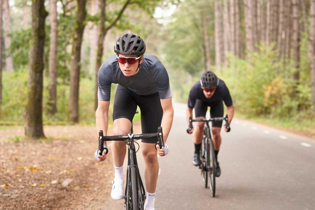 Shimano S-PHYRE clothing, riders