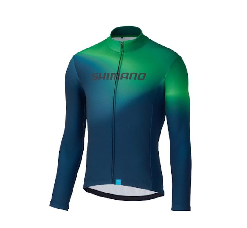 Shimano Team LS jersey