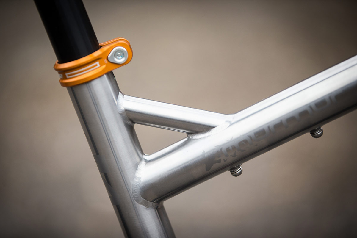 starling cycles stainless murmur