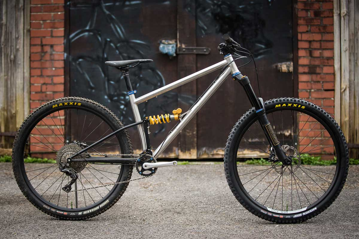 starling cycles murmur stainless ltded