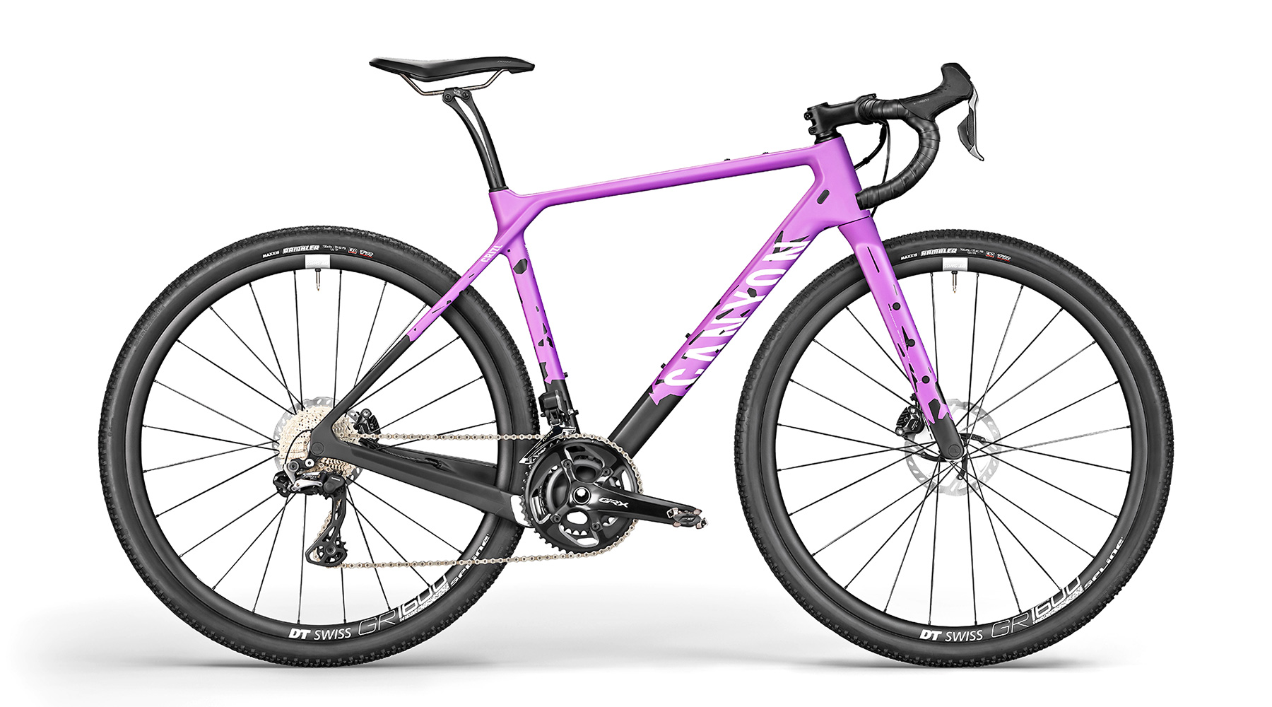 All-new 2021 Canyon Grizl carbon gravel bike bikepacking adventure, CF SLX Di2