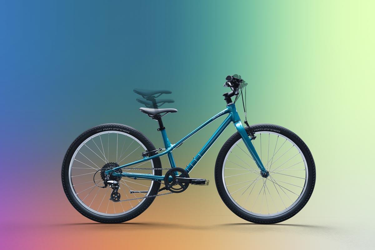 Specialized Jett kid's bike saddle adjustment