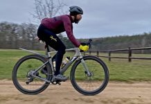 3T Exploro Race Max Boost gravel e-bike powered by ebikemotion, riding