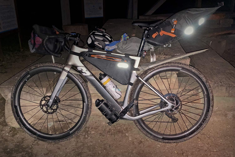 3T Exploro RaceMax Boost gravel e-bike ebikemotion X35review,s24o bikepacking