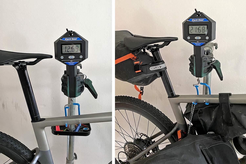 3T Exploro RaceMax Boost gravel e-bike ebikemotion X35review,actual weight