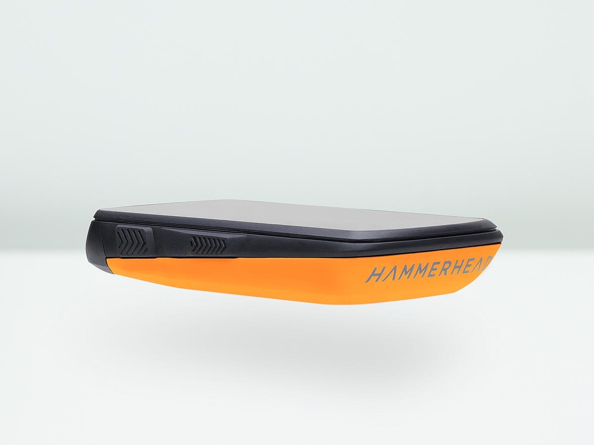 Hammerhead Karoo 2 GPS computer with new Custom Color Kits
