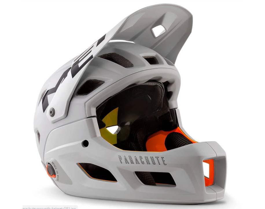 met parachute mcr convertible full face enduro mountain bike helmet for women