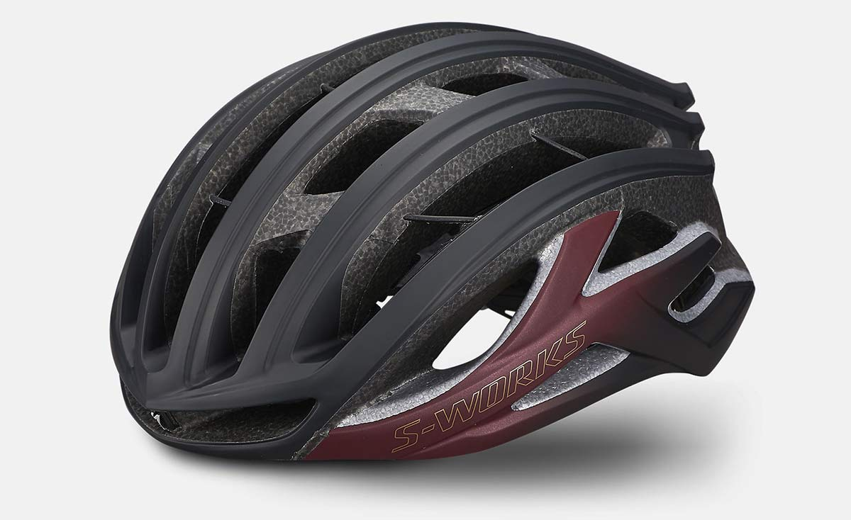 specialized prevail 2 vent womens road bike helmet side view