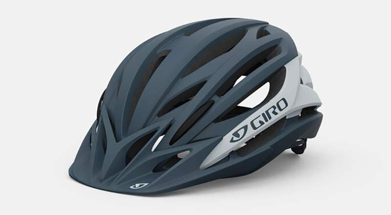 giro artex makes a great gravel bike helmet