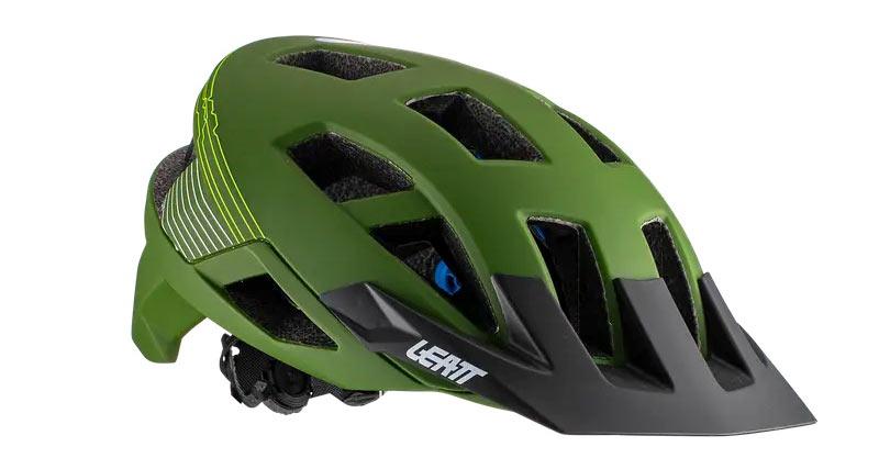 leatt mtb v2 mountain bike helmet for women