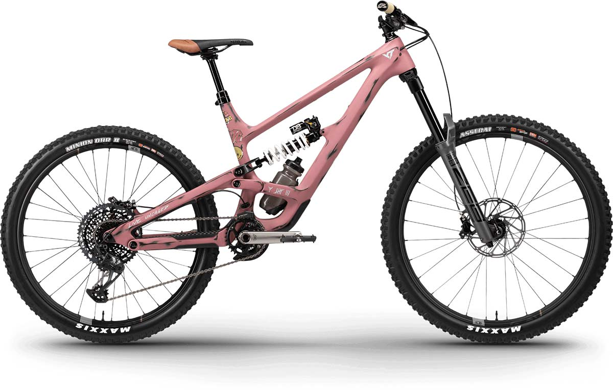yt capra mx launch edition limited to 100 bikes