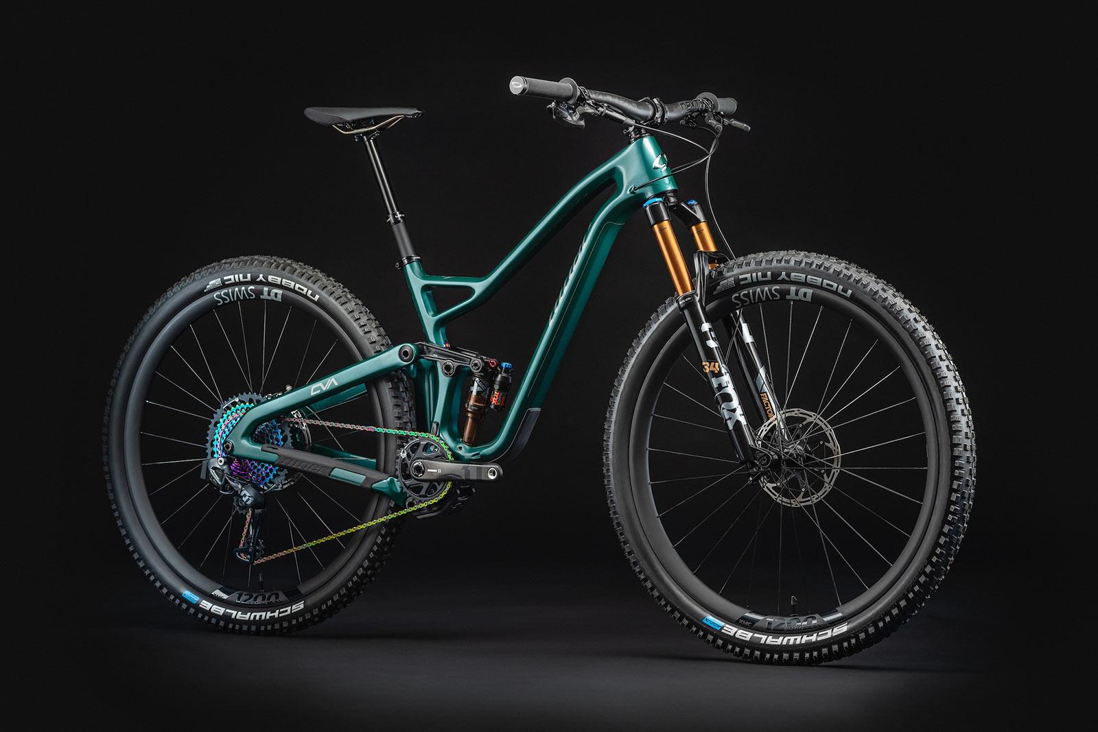 new niner jet 9 rdo trail mountain bike closeup frame details