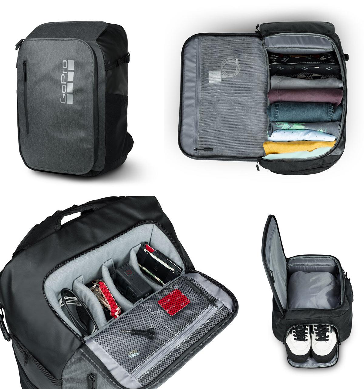 goor weekender backpack