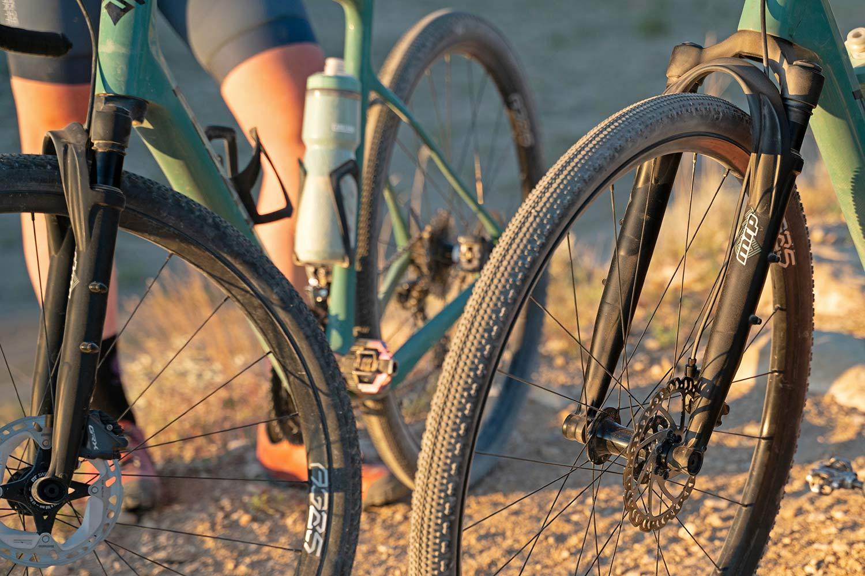 All-new MRP Baxter gravel fork, lightweight 40mm 60mm gravel bike-specific suspension,off-road