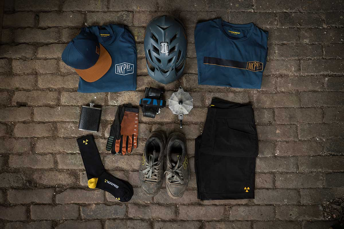 2021 Nukeproof Ridewear Outland Collection mens and womens mountain bike clothing