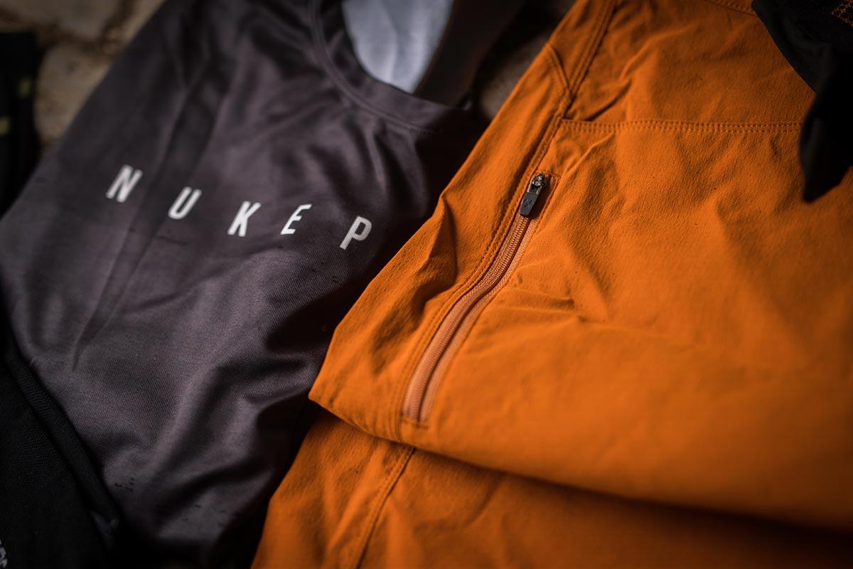 2021 Nukeproof Ridewear outland tech shorts mens womens mtb kit