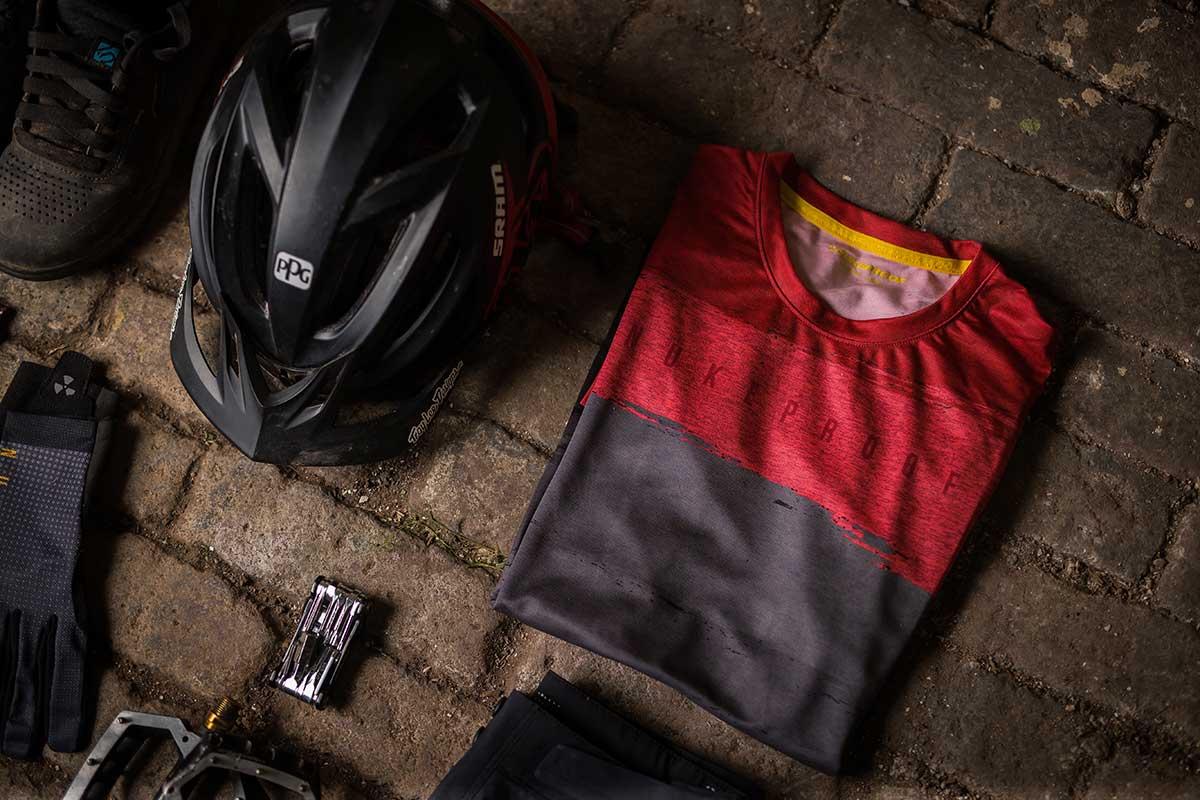 2021 nukeproof ridewear womens blackline jersey