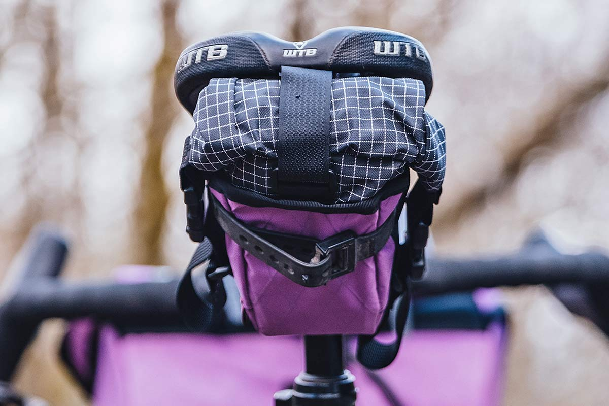 2021 Swift Campout limited edition Every Day Caddy saddle bag