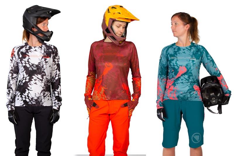 Endura MT500 Smok'n Prints, women