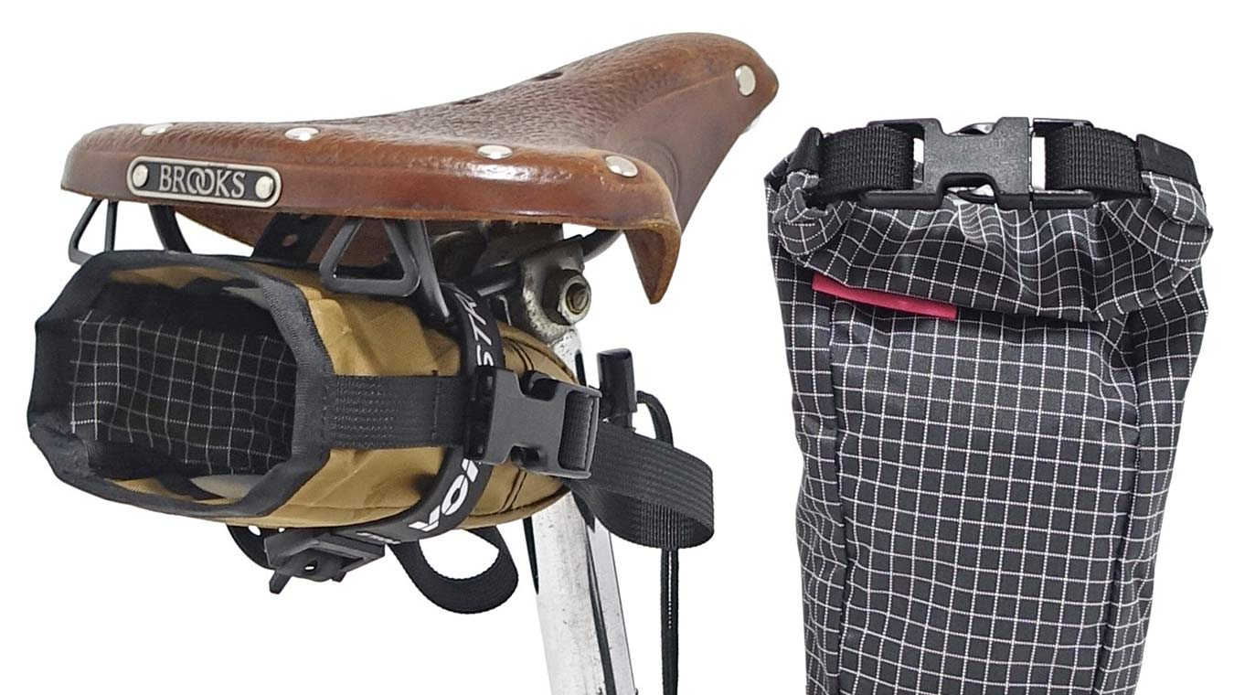Swift Industries Every Day Caddy US-made saddle bag