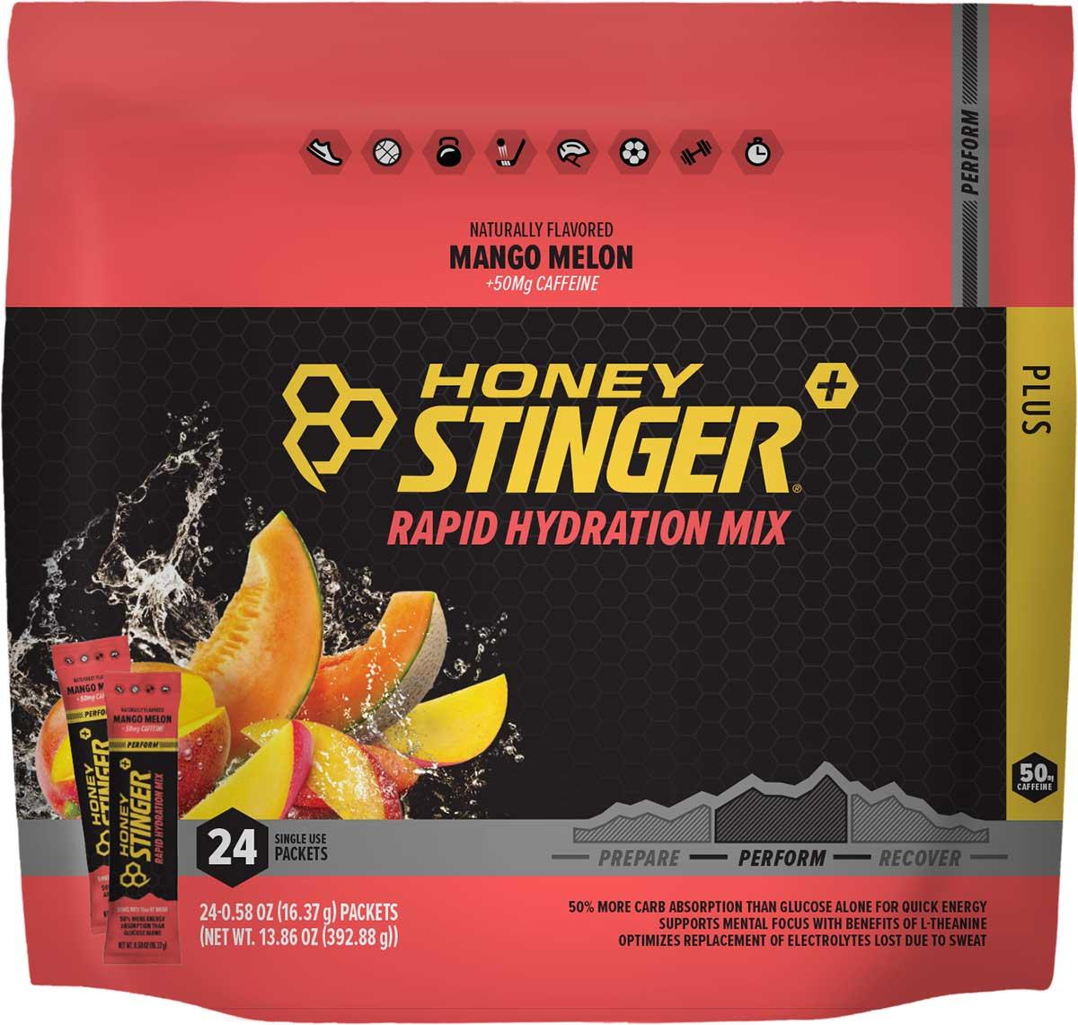honeystinger rapid hydration fluid bulk pack