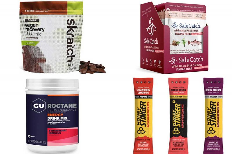 spring 2021 sports nutrition roundup