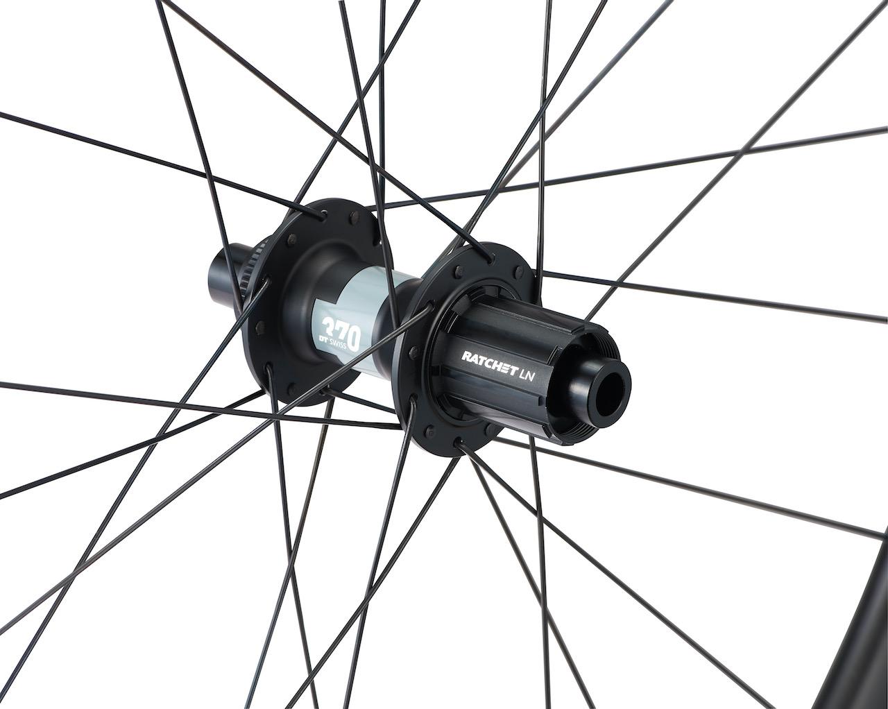 Roval Terra wheels DT Swiss