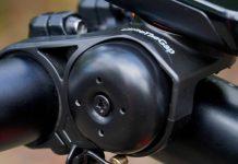 CloseTheGap HideMyBell Regular2 & Insider2 cycling computer GPS mounts with integrated bell
