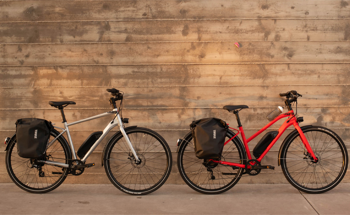 Charge City Bikes