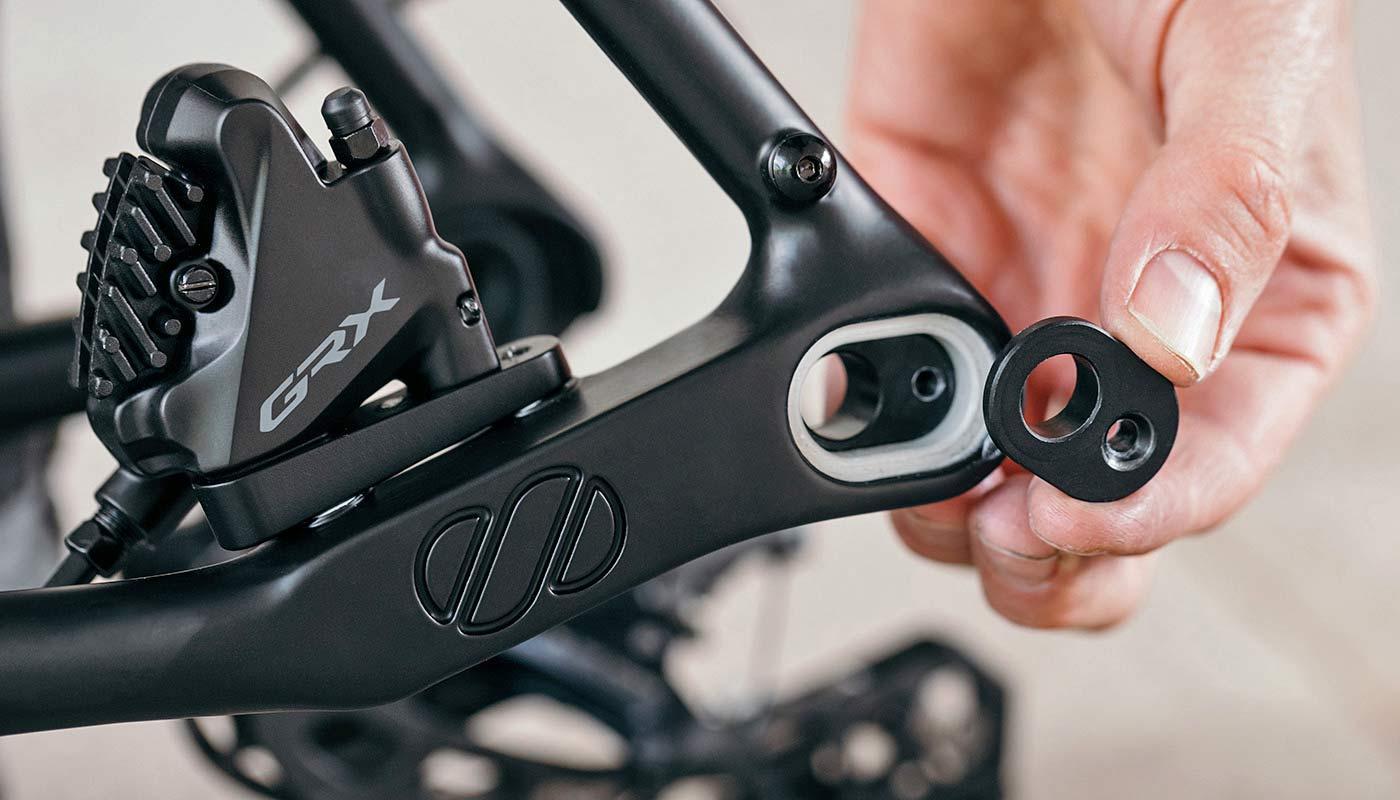 8bar Mitte v3 alloy all-road bike, affordable adjustable 2in1 road and gravel bike,flip chip