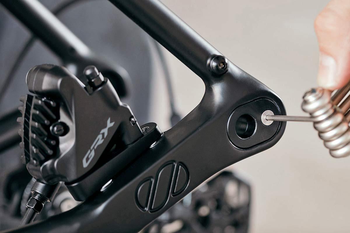 8bar Mitte v3 alloy all-road bike, affordable adjustable 2in1 road and gravel bike,Twist flip chip