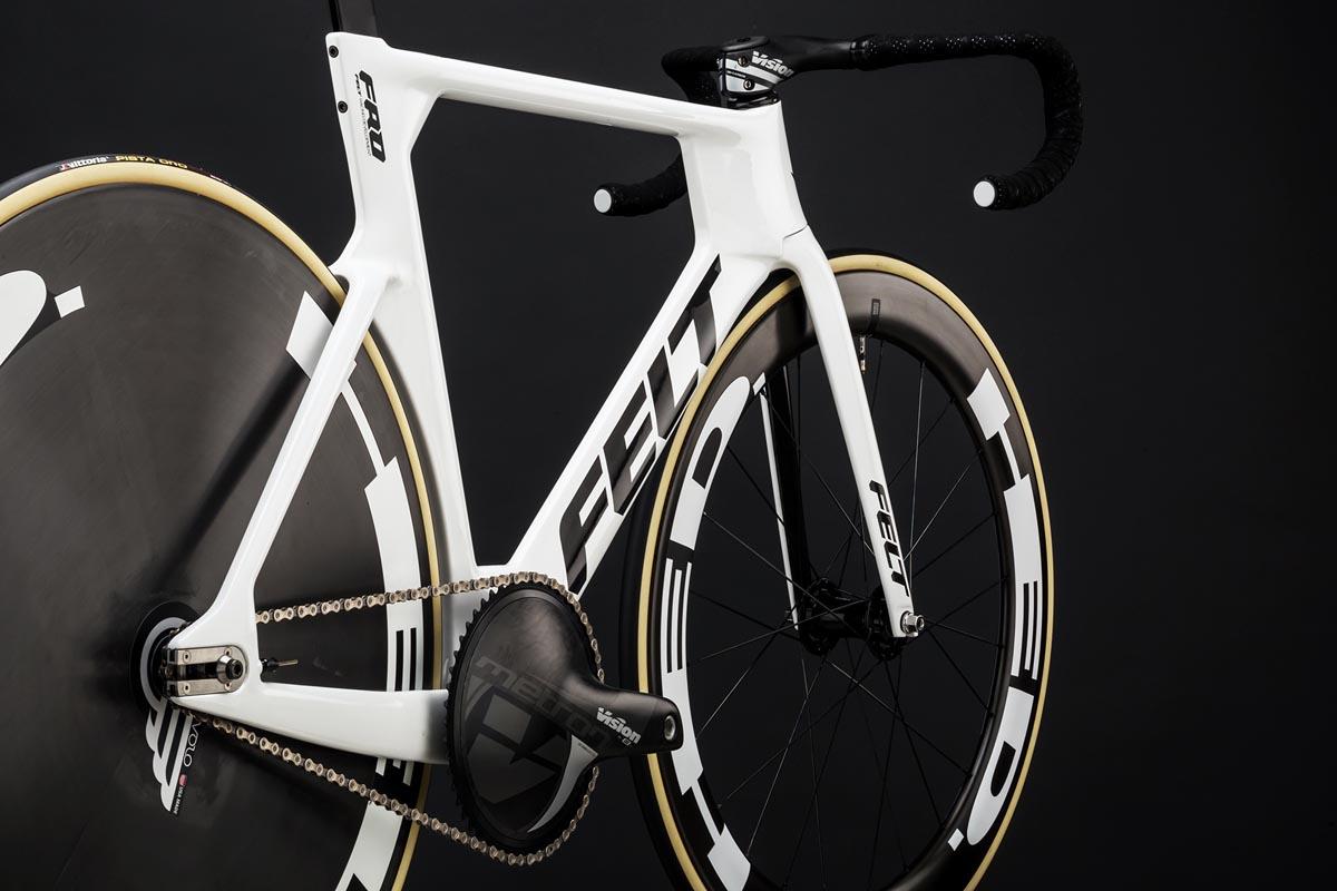 Felt TK FRD mass-start & sprint track bike