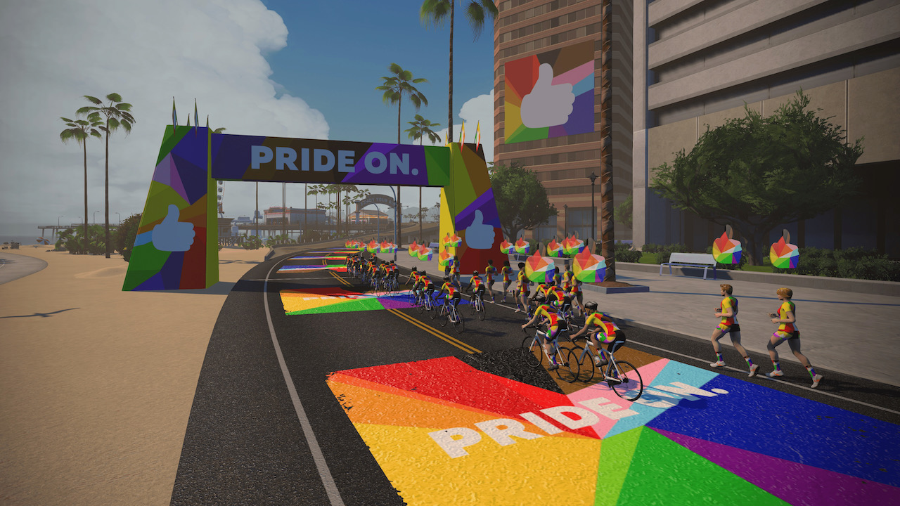 Zwift Pride running and riding jpeg