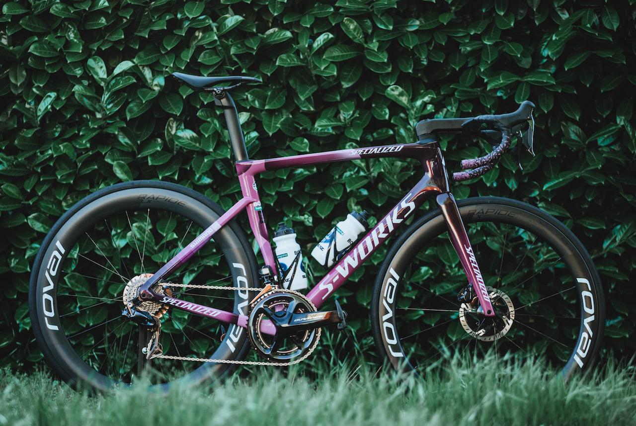 Peter Sagan Tarmac SL 7 Giro full bike