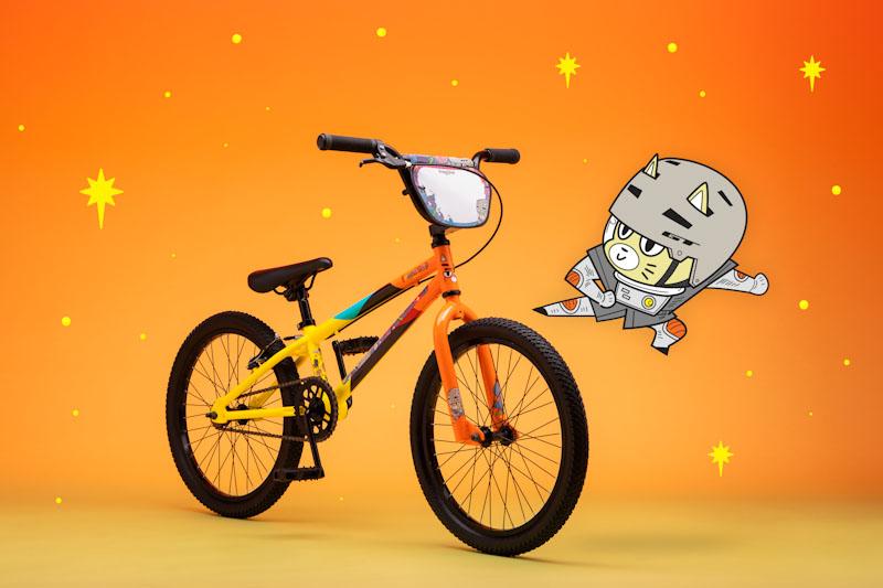 GT Friend Ship BMX, Carter bike
