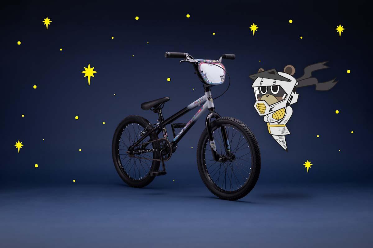 GT Friend Ship BMX, Becker bike