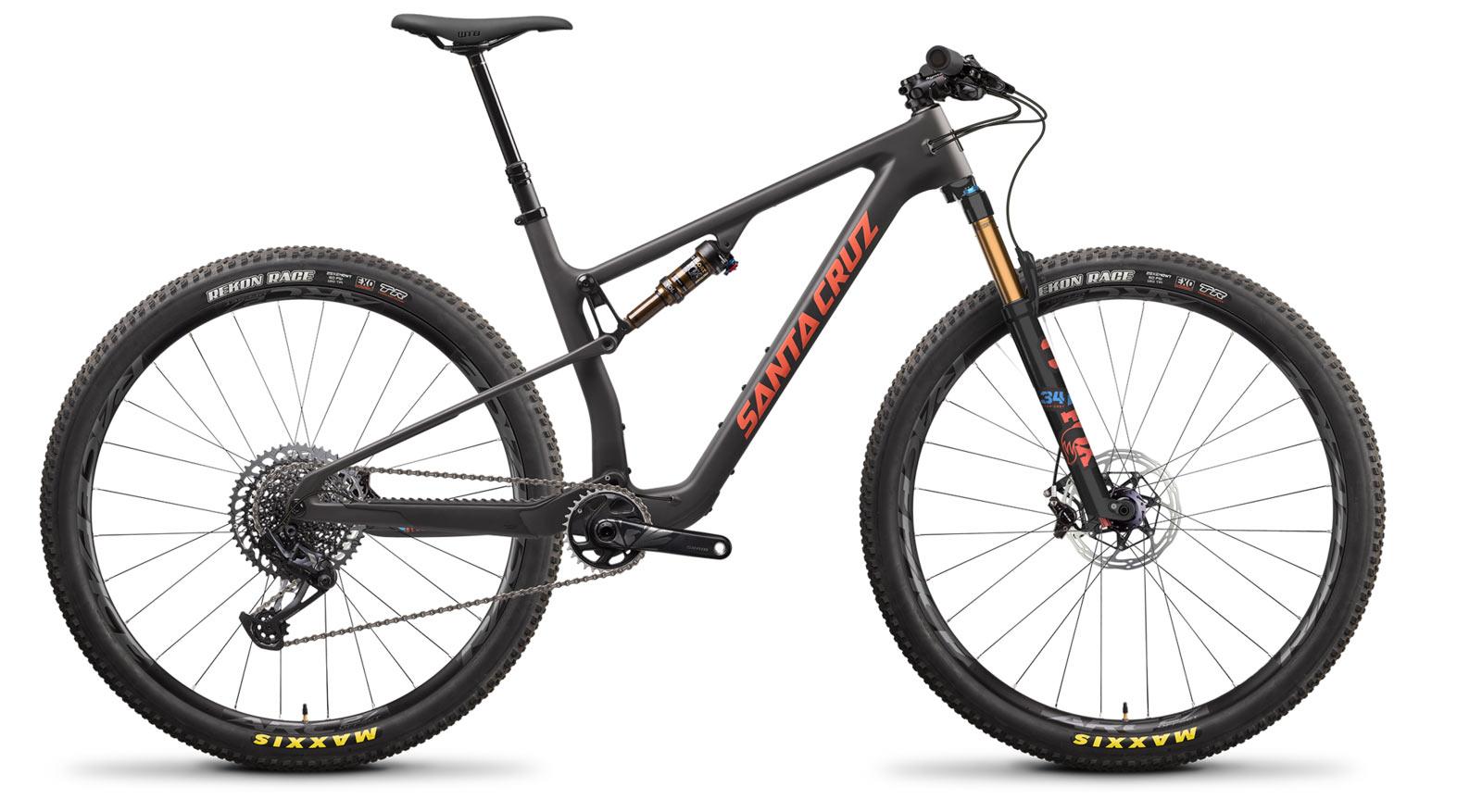 blur cc xo1 tr mountain bike