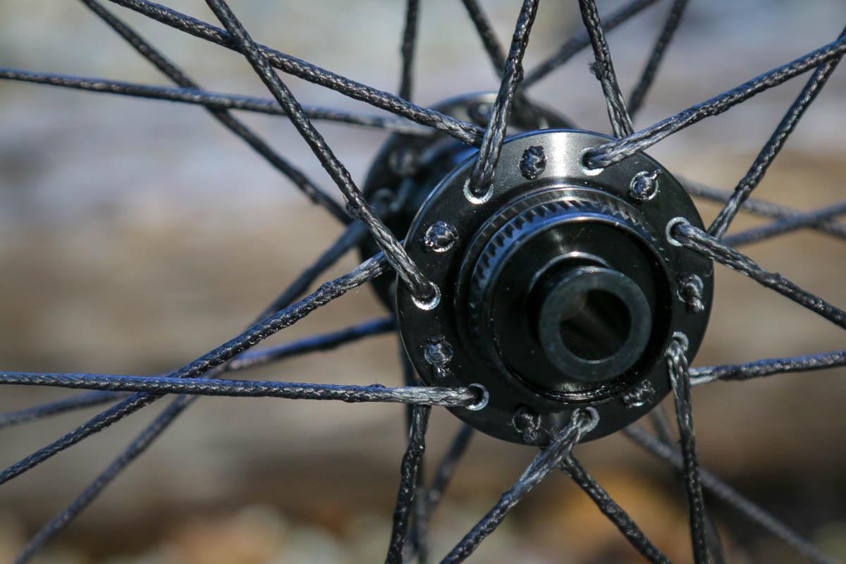 Atomik ALGR aluminum gravel wheels with BERD spokes