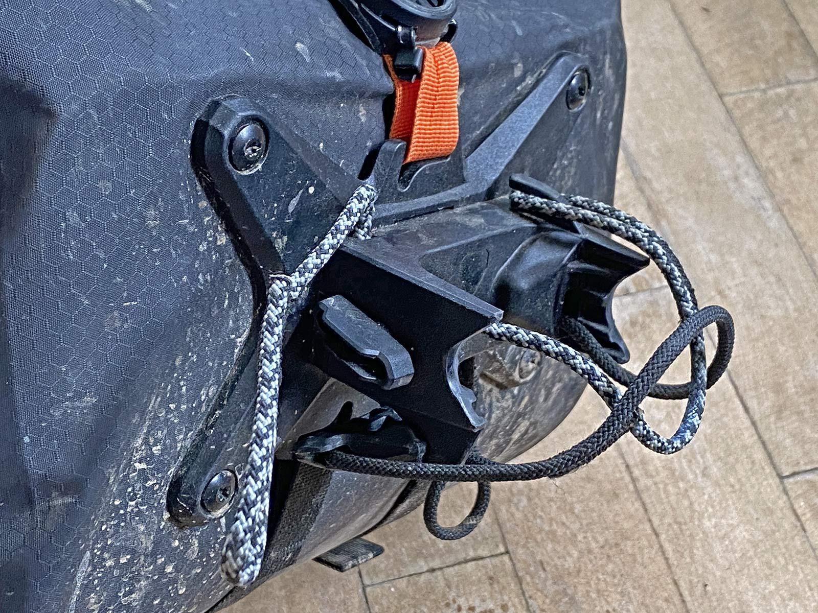 Ortlieb Handlebar Pack QR, made-in-Germany waterproof quick release 11L bikepacking bar bag,Bar-Lock mounting