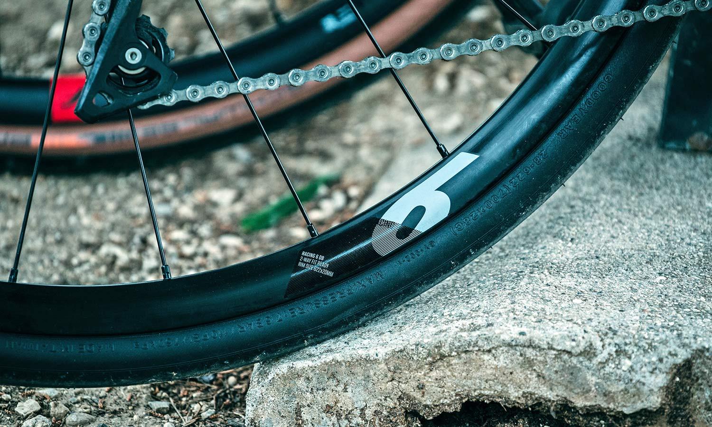 2022 Fulcrum Racing 6 DB wheels