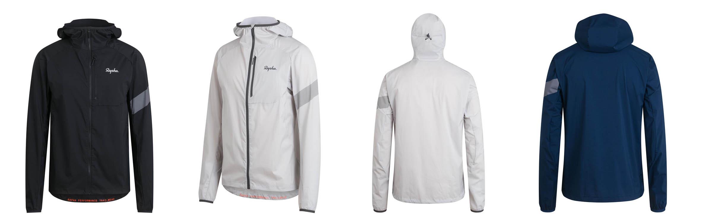 Rapha Performance Trailwear light weight jacket