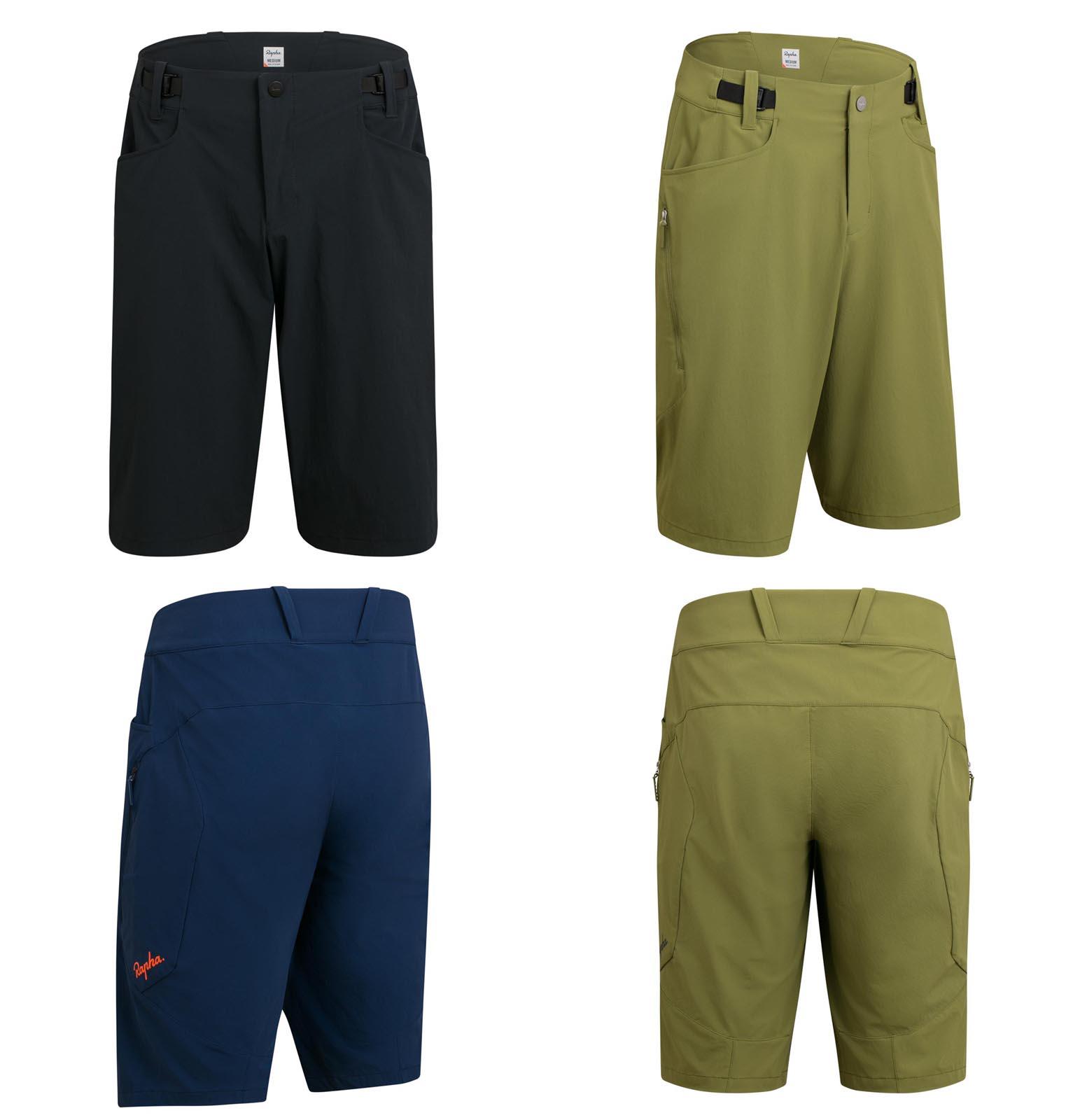 Rapha Performance Trailwear MTB shorts