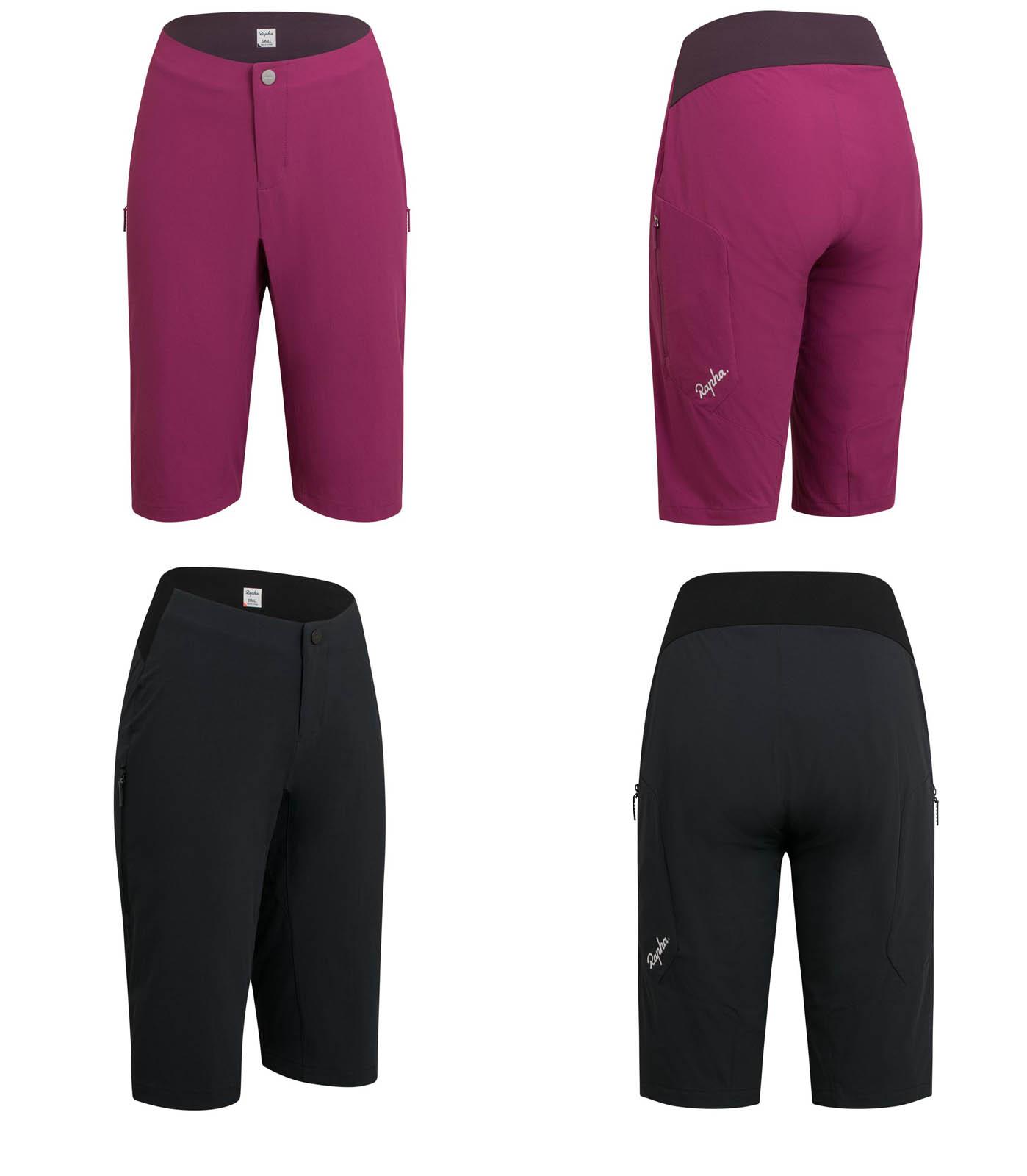 Rapha Performance Trailwear women's MTB shorts