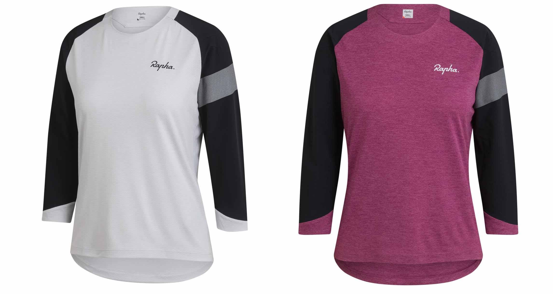 Rapha Performance Trailwear 3/4 sleeve womens