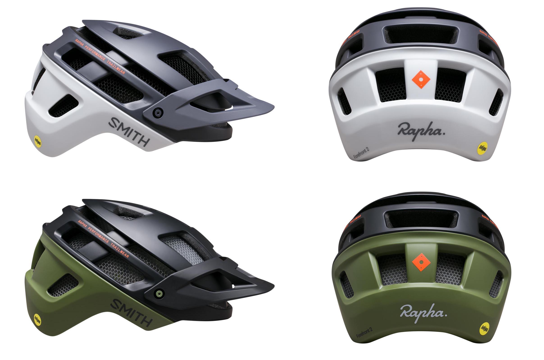 Rapha Performance Trailwear helmet from smith