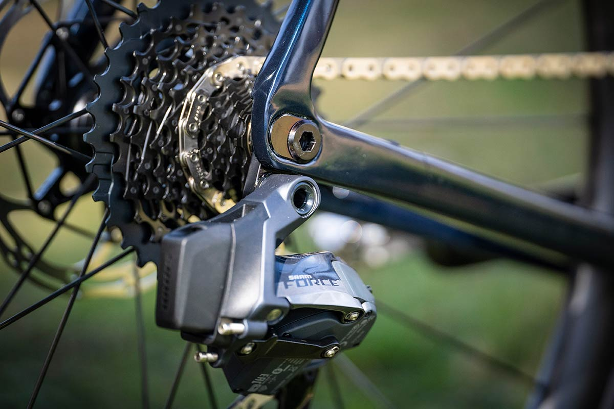 allied cycle works echo flip chip chainstay length adjust