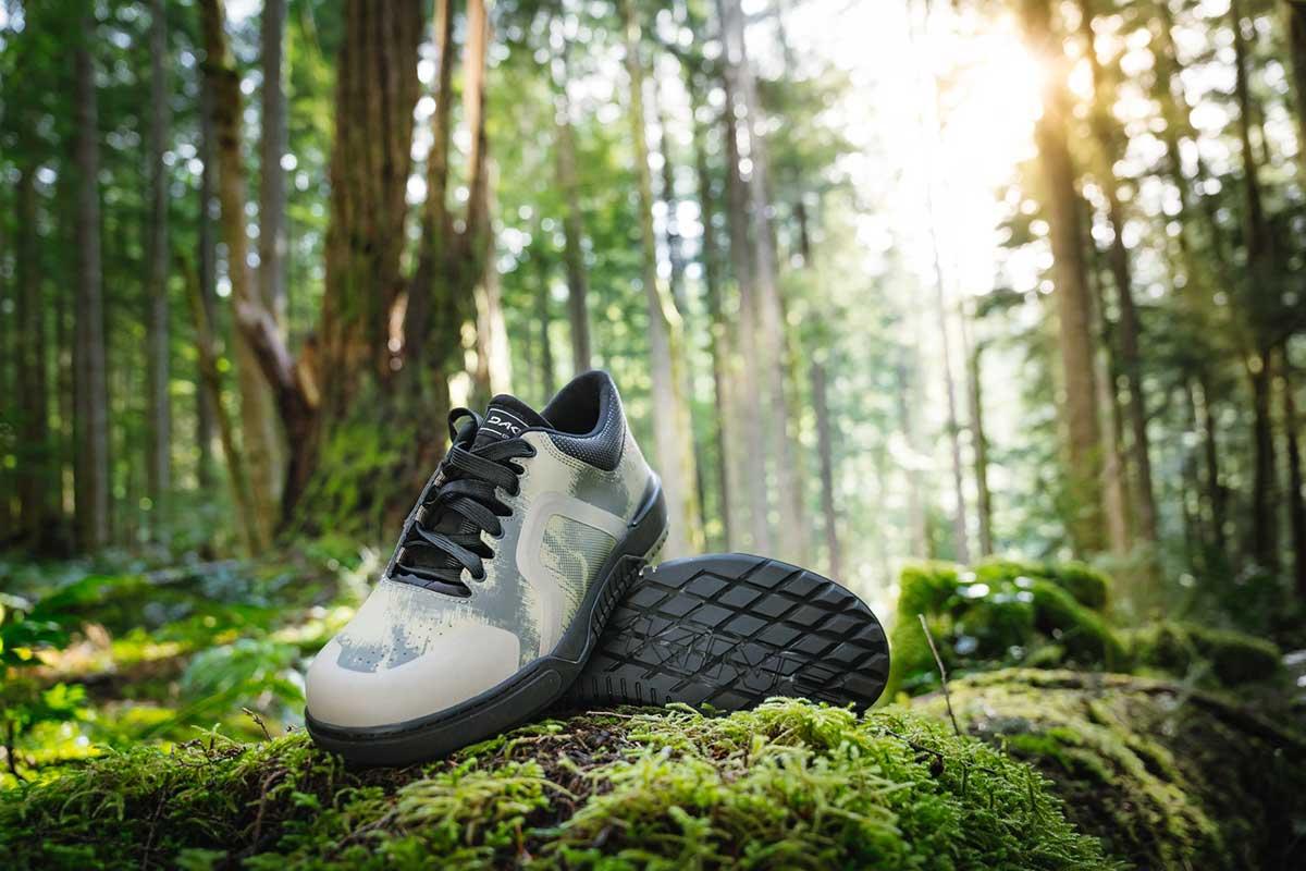 dakine flat pedal mtb shoes camo